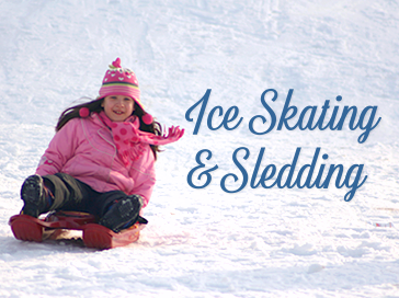 Ice Skating & Sledding