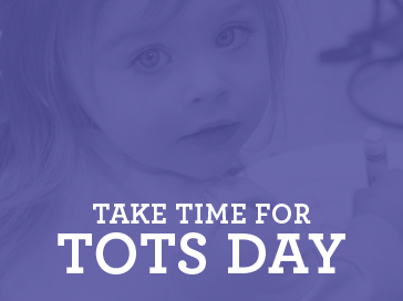 Take Time for Tots Day