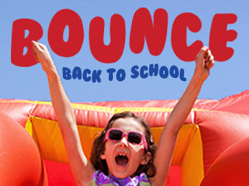 Bounce Back to School!