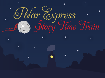 Polar Express Story Time Train