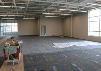 004/23 Fitness Room Flooring