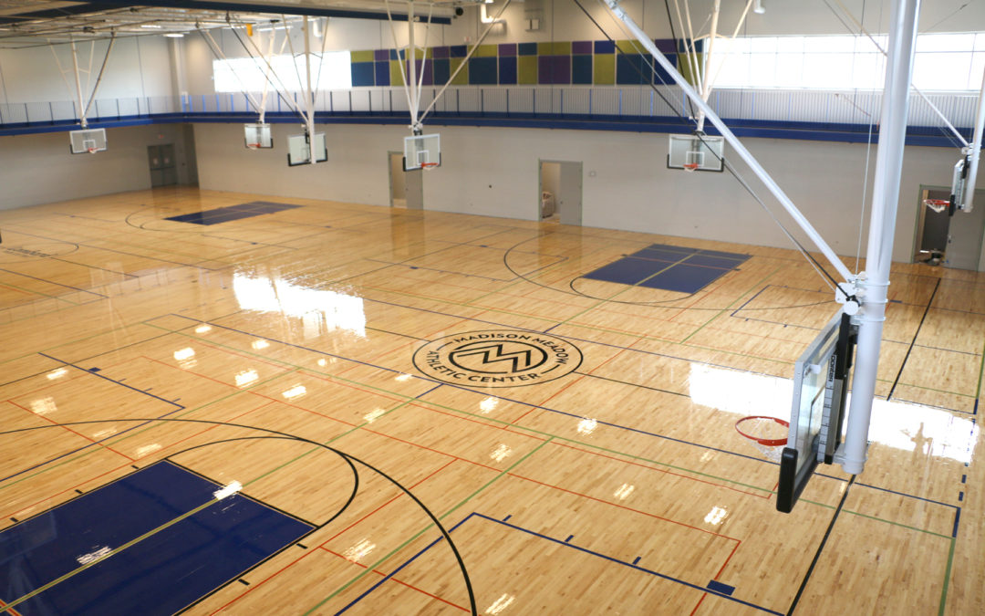 Madison Meadow Athletic Center Opens Soon!
